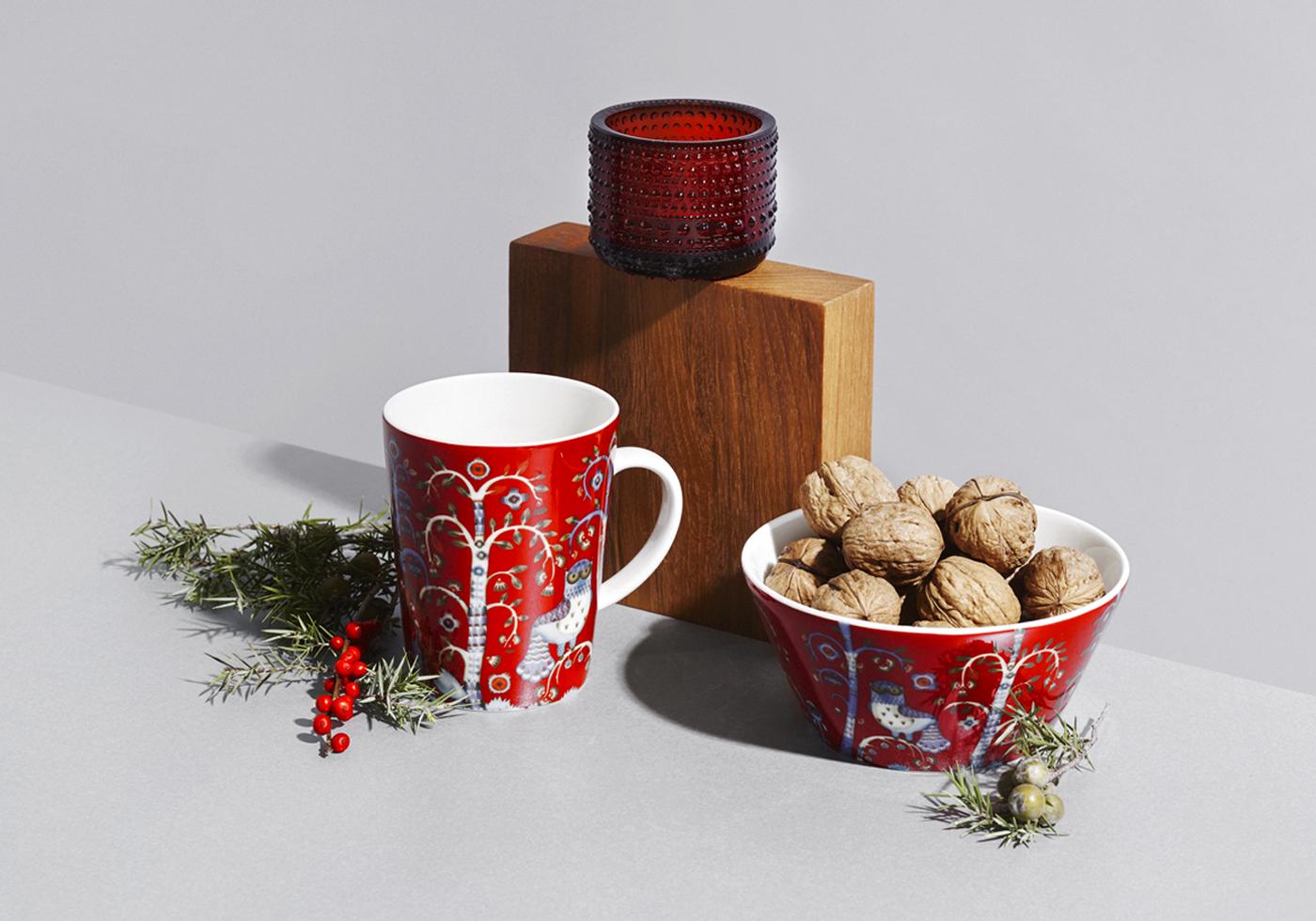Červená vánoční klasika