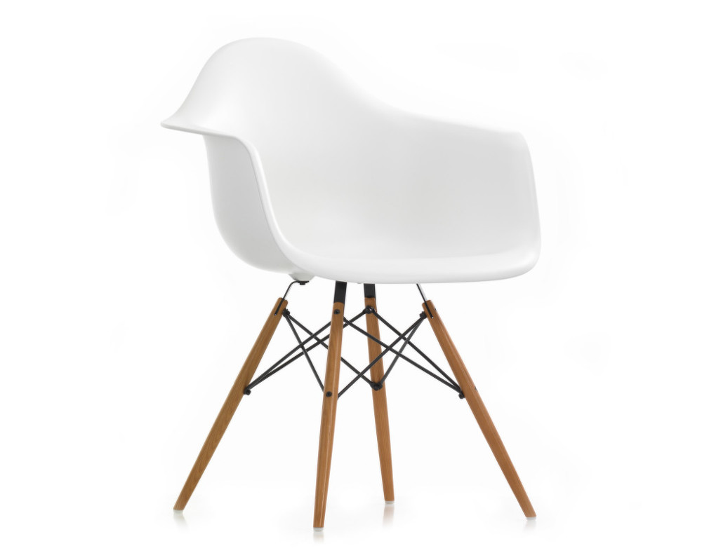Idle vitra eames daw designville for Siege eames vitra