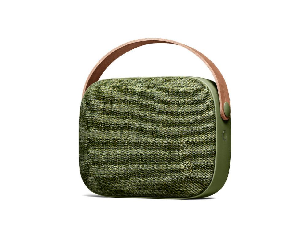 bluetooth reproduktor helsinki willow green designville. Black Bedroom Furniture Sets. Home Design Ideas