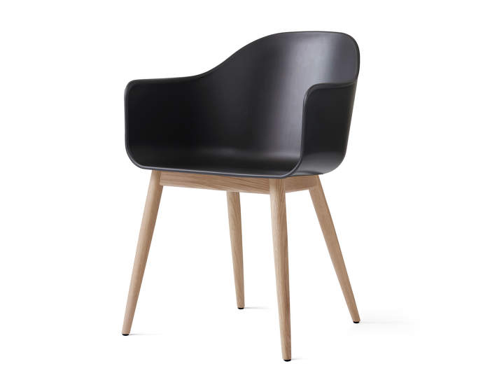 Harbour Chair Wood, black