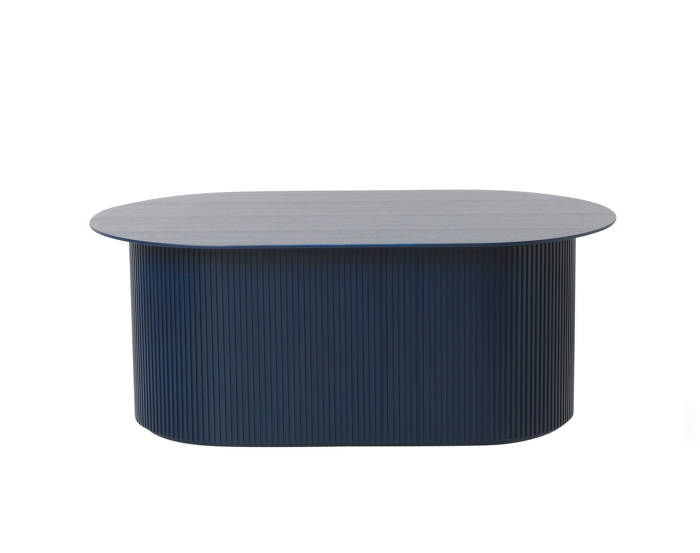 Stůl Podia Table, dark blue