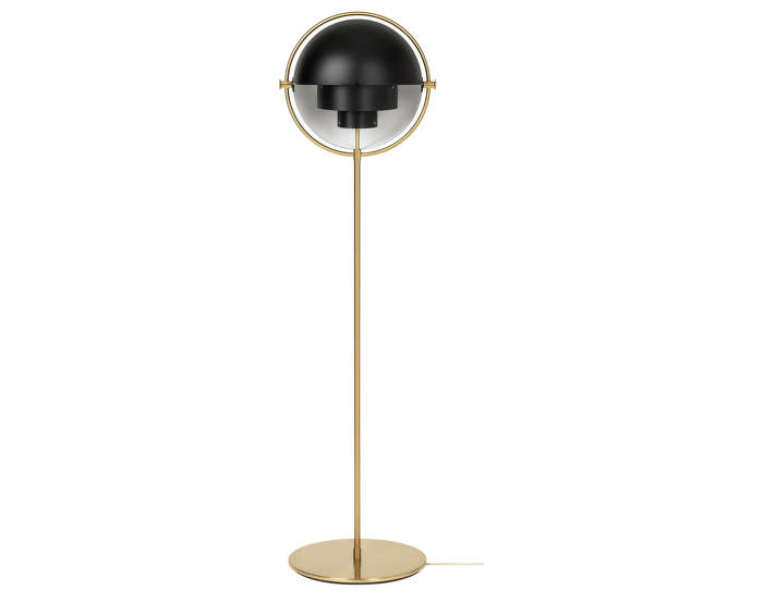 Lampa Multi-Lite, soft black/brass