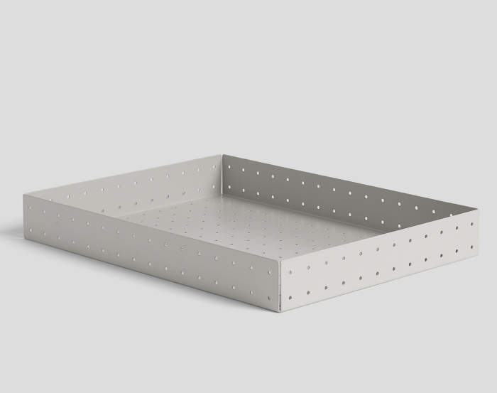 Organizér Punched A4 Tray