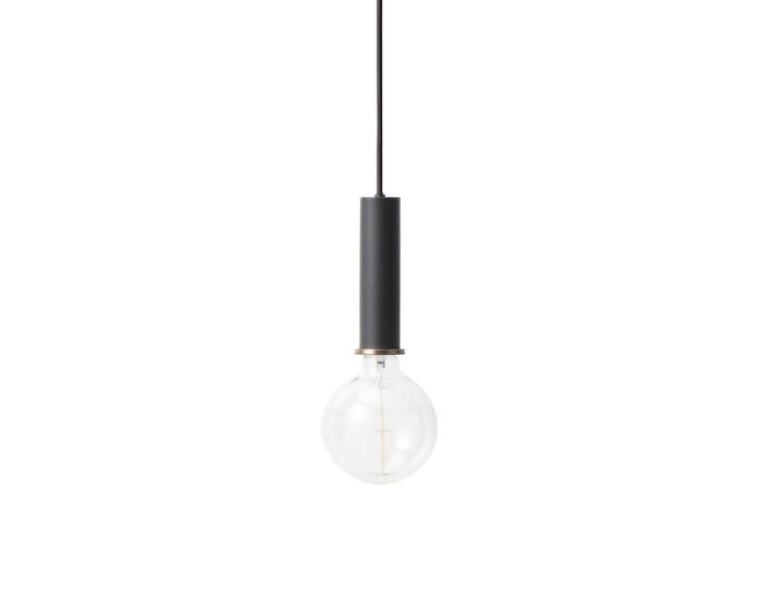Lampa Collect, high black