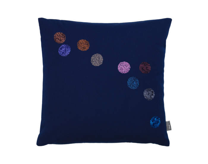 Polštář Vitra Dot Pillow, ink blue
