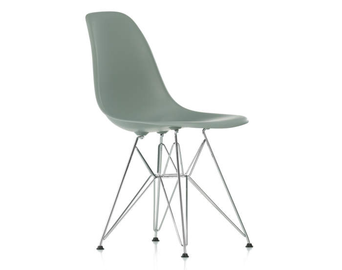 Židle Vitra Eames DSR, moss grey