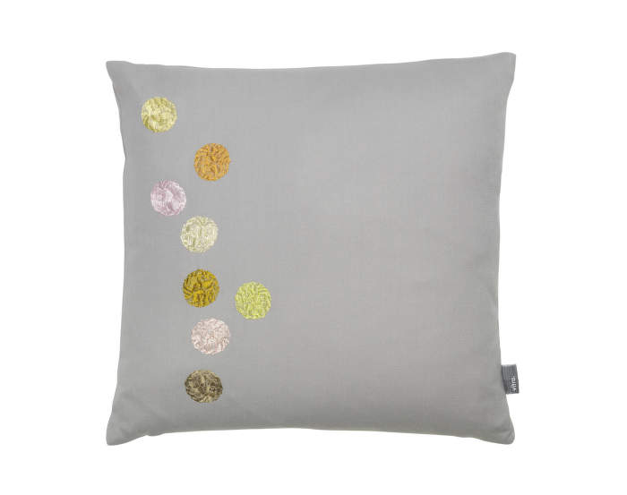 Polštář Vitra Dot Pillow, light grey