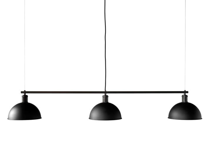 Lampa Hubert Suspension Lamp, black