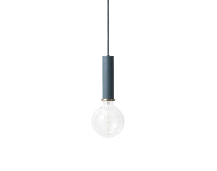 Lampa Collect, high dark blue