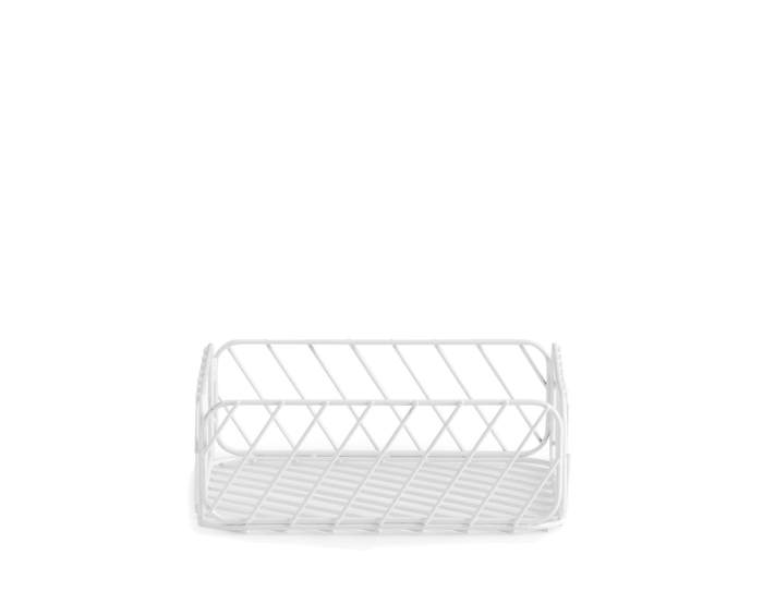 Track Basket XS White