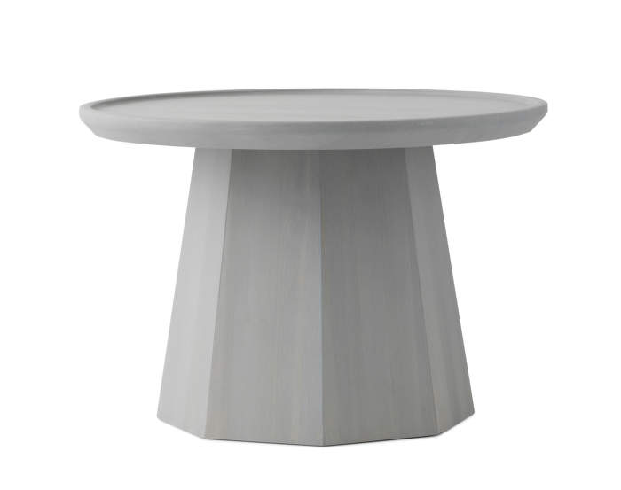 Pine Table Large Light Grey
