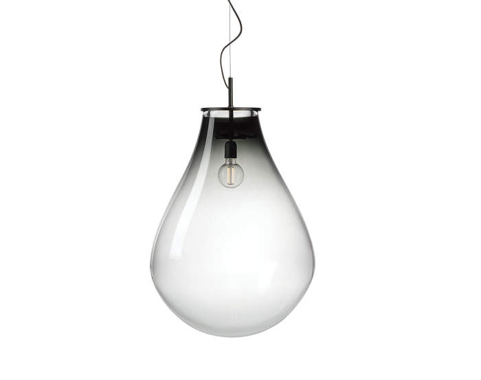 Lampa Tim large, smoke