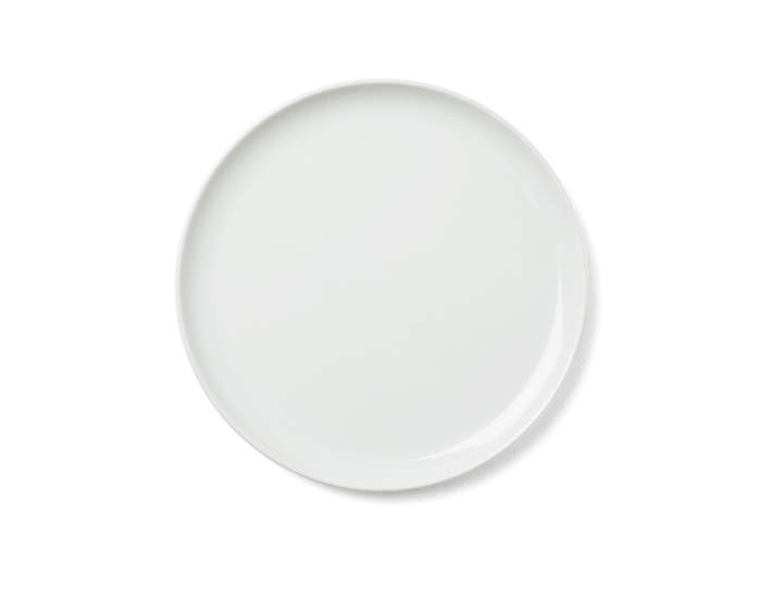 New Norm Side Plate 19cm, white