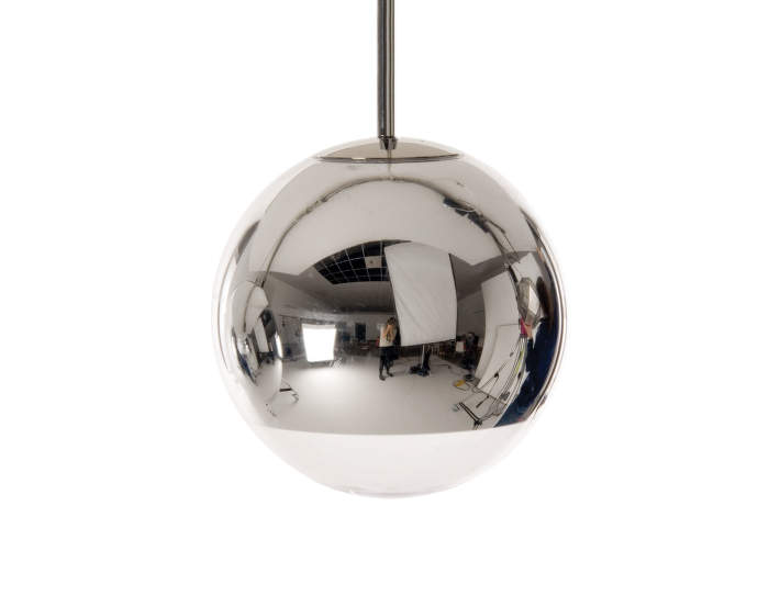 Mirror Ball Chrome 25