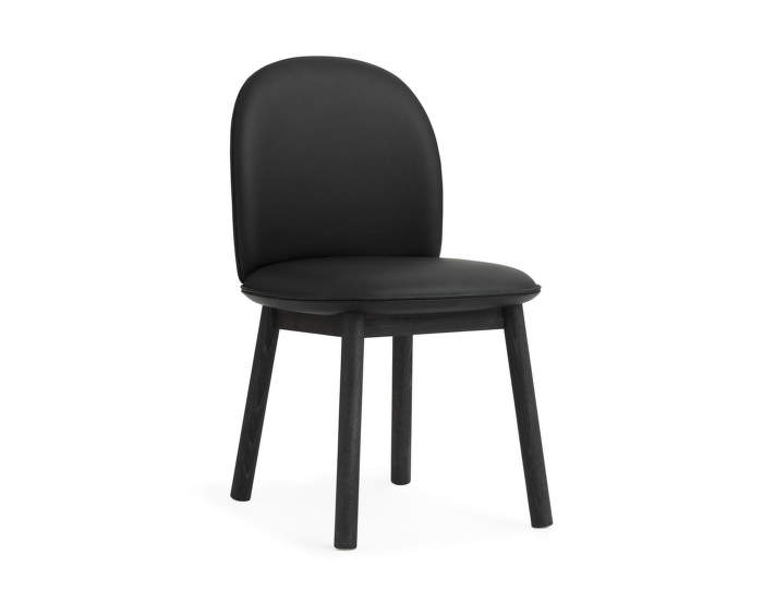 Ace Chair Tango Leather Black, Normann Copenhagen