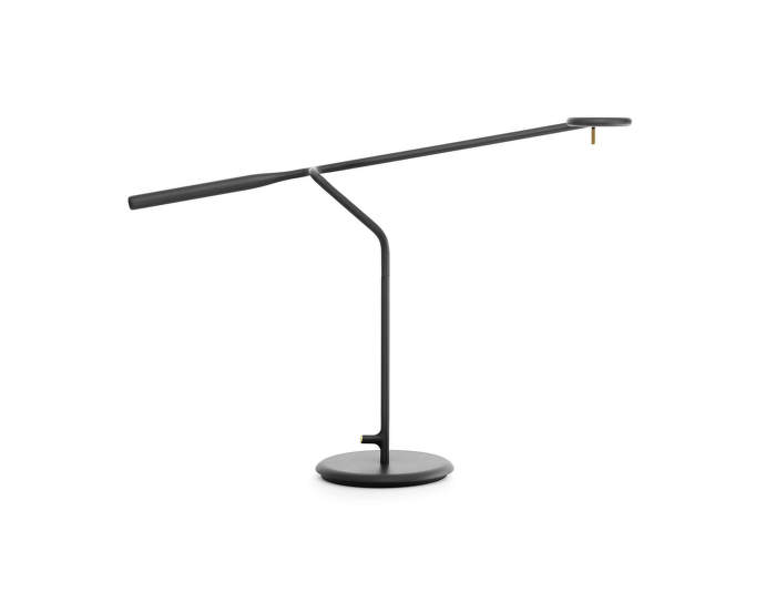 Stolní LED lampa Flow, black