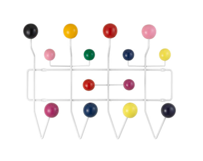 Věšák Vitra Hang It All, Multicolor