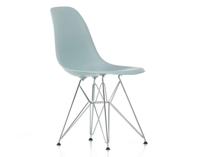 Židle Vitra Eames DSR, ice grey