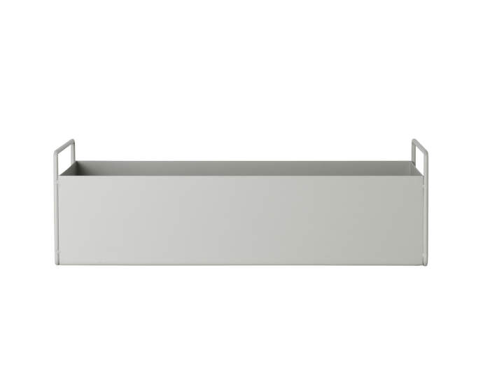 Truhlík na květiny Plant Box Small, Light Grey