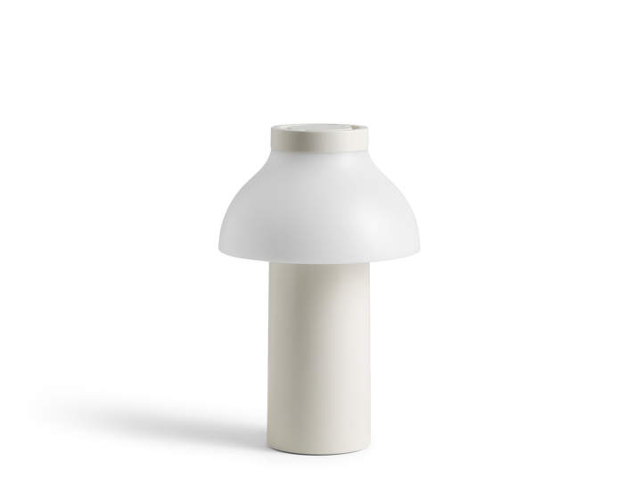 Lampa PC Portable, Cream White
