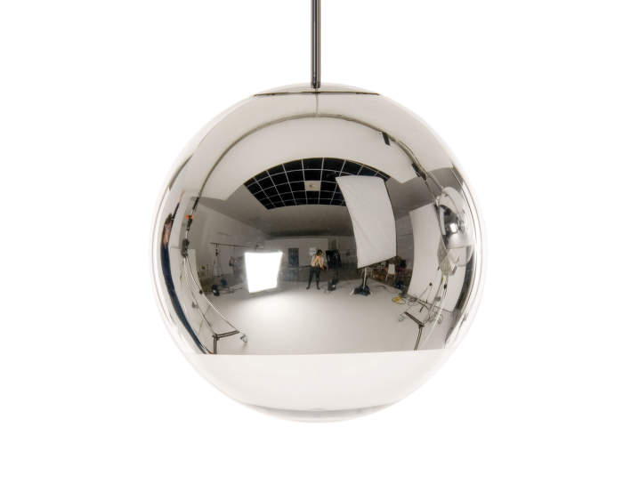 Mirror Ball Chrome 40