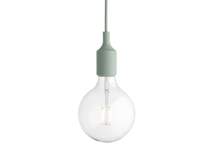 Závěsná LED lampa Muuto E27, light green