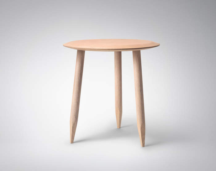 Hoof Lounge Table SW1 - dub