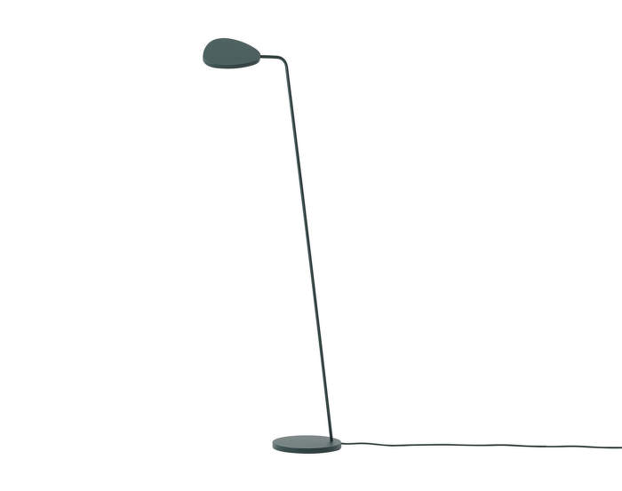 Leaf-Floor-Lamp-dark-green