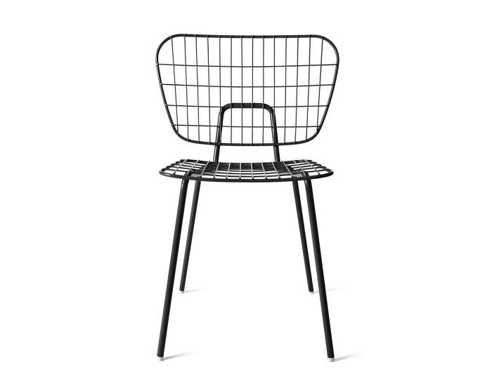 WM String Dining Chair, Black