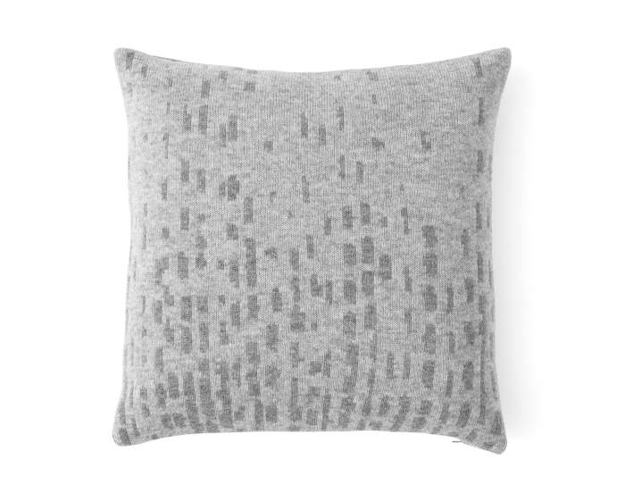 Rain Cushion, Grey