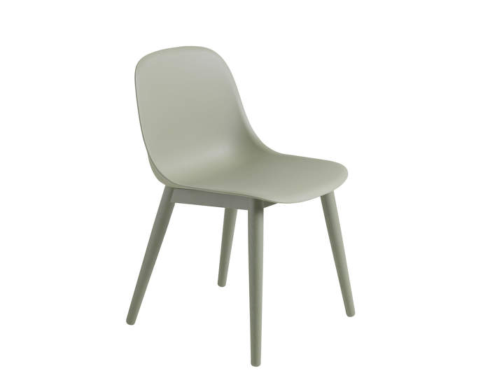 Židle Fiber Side Chair, Dusty Green