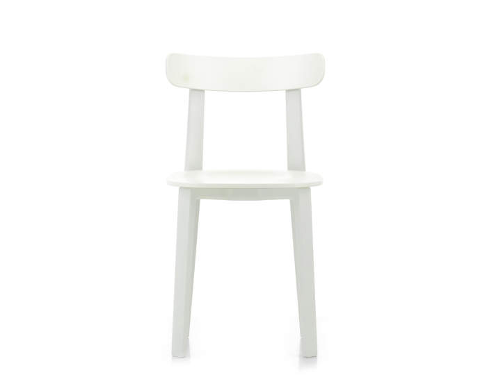 Židle Vitra All Plastic Chair, white