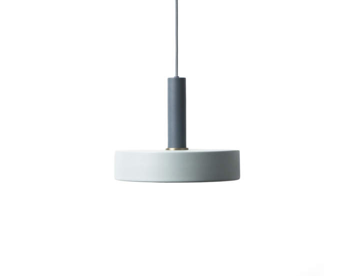 Lampa Collect Record, Dark Blue/Dusty Blue
