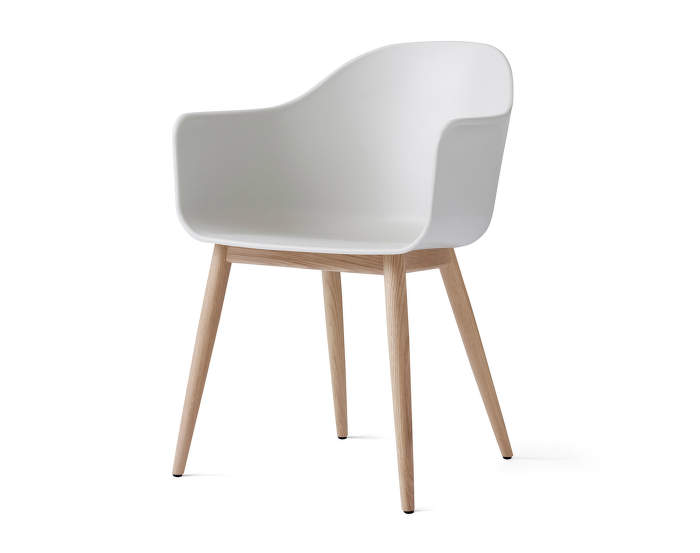 Harbour Chair Wood, white