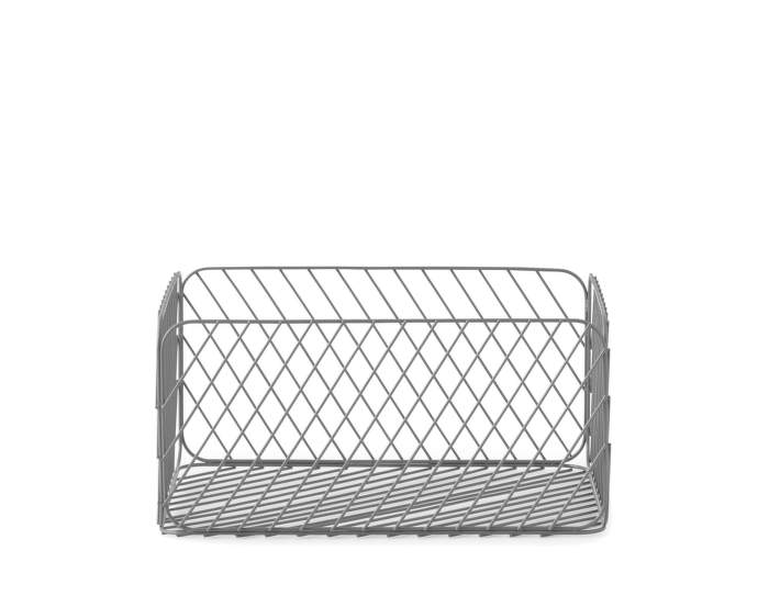 Track Basket Medium Grey