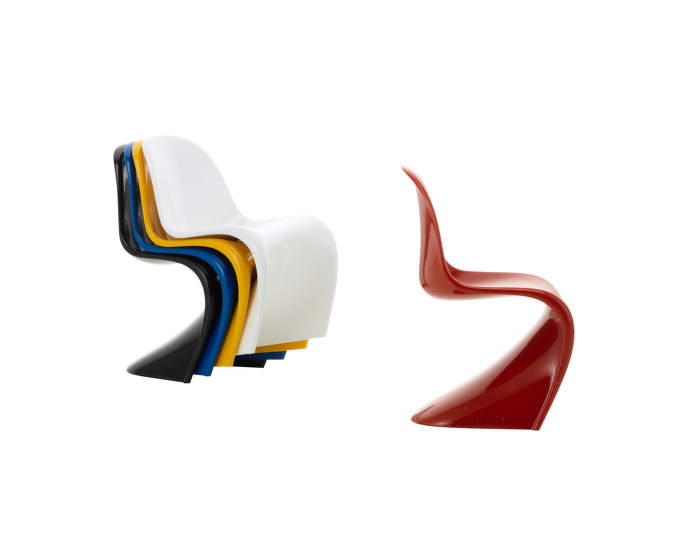 Miniatura Panton Chair