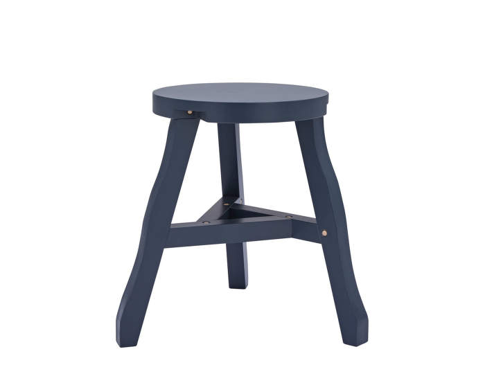 Offcut Stool, grey