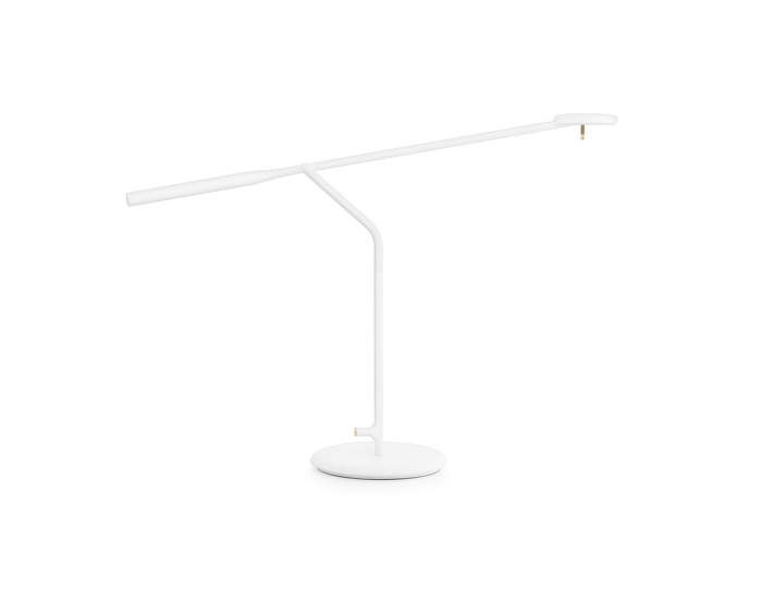 Stolní LED lampa Flow, white