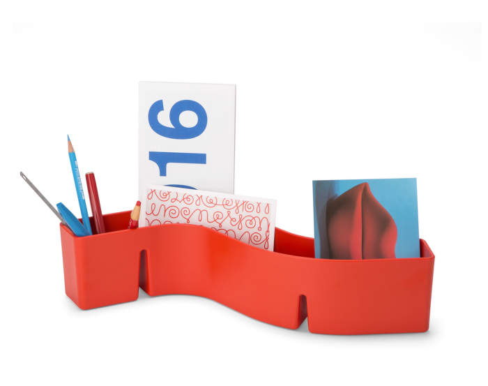 Organizér Vitra S-Tidy, poppy red