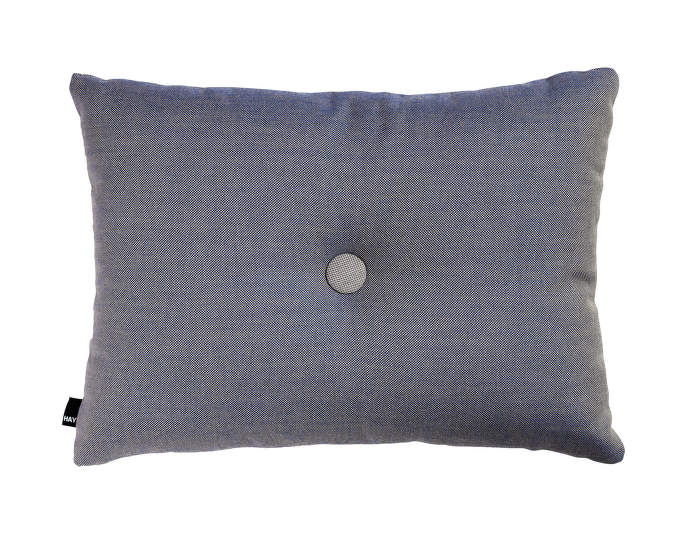 Hay Dot Cushion Surface Steel Blue