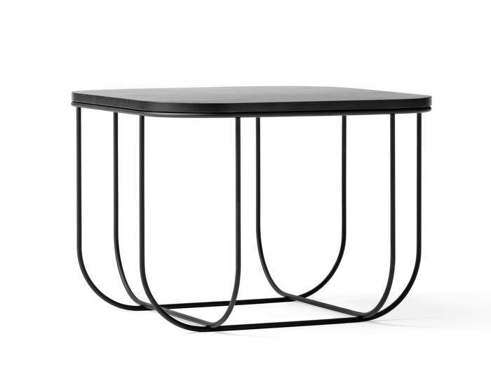 Stolek FUWL Cage Table, black