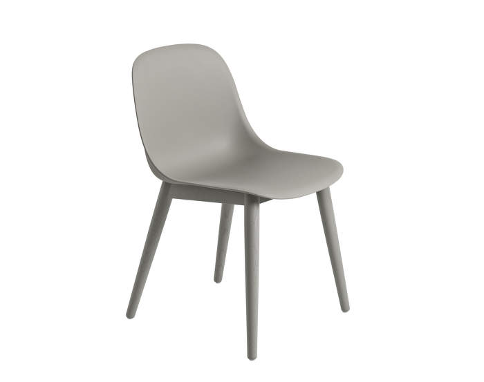 Židle Fiber Side Chair, Grey