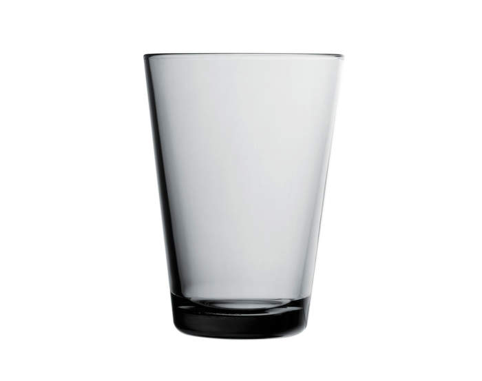 Kartio Glass Iittala Grey 40cl