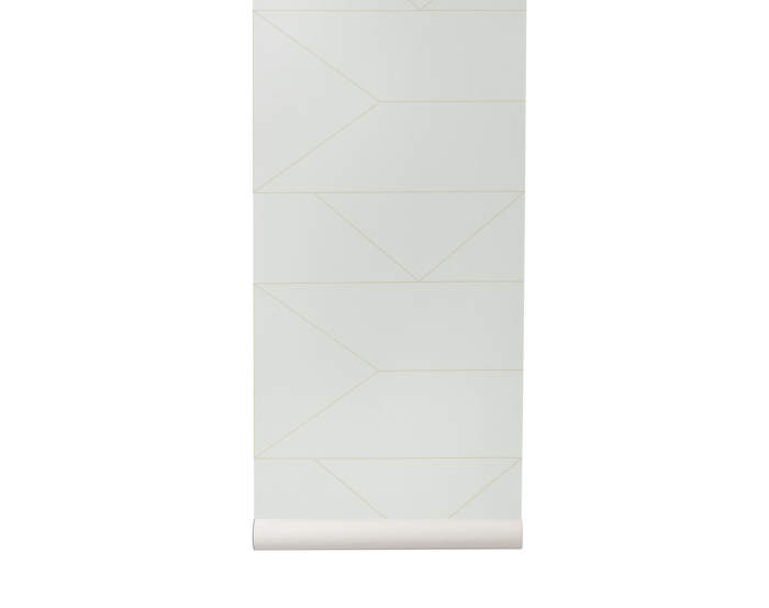 Wallpaper Lines, off-white, Ferm Living