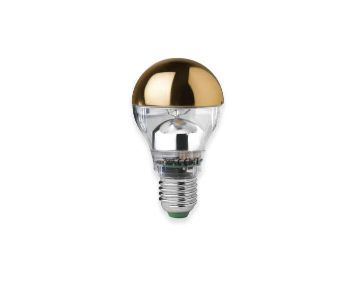 Žárovka Crown Led Bulb E27 5W, brass