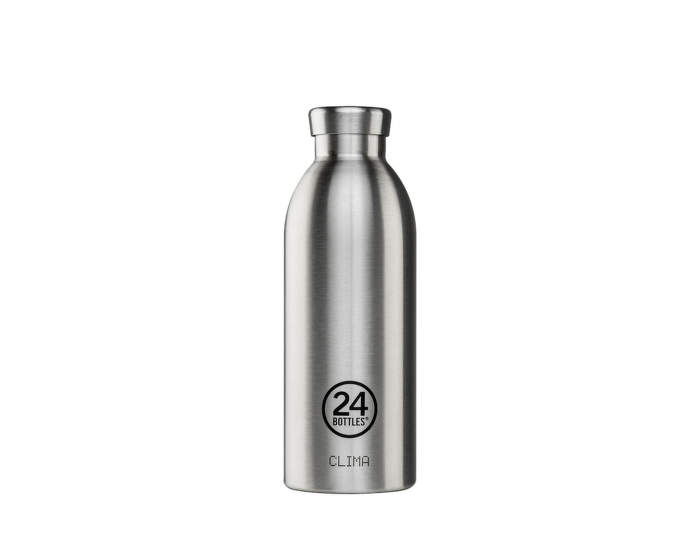 Clima Bottle 0,5l, steel