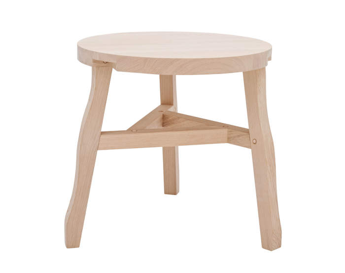 Offcut Side Table, natural