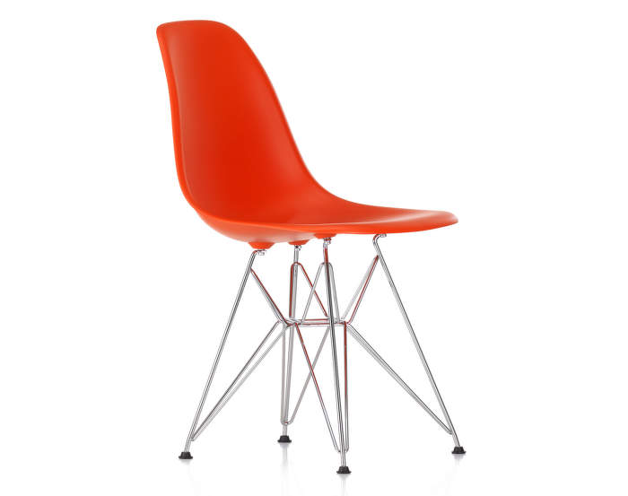 Židle Vitra Eames DSR, poppy red
