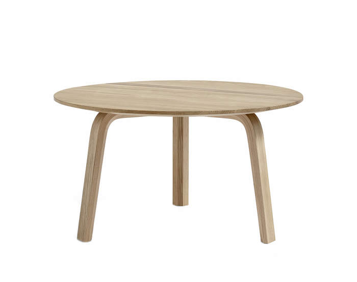 Stolek Bella Coffee Table 60x32, matt oak