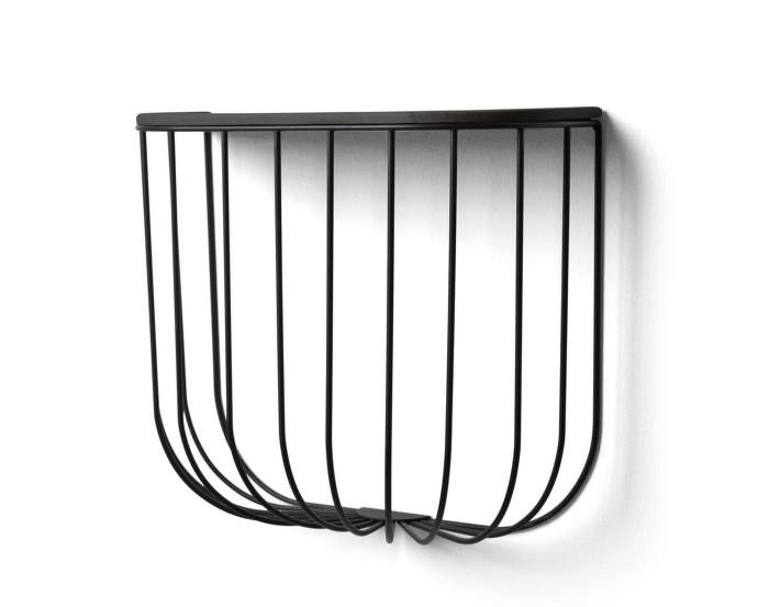 Police FUWL Cage Shelf, black